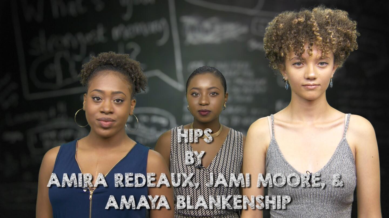 Literary Riot: Amira Redeaux, Jami Moore, and Amaya Blankenship