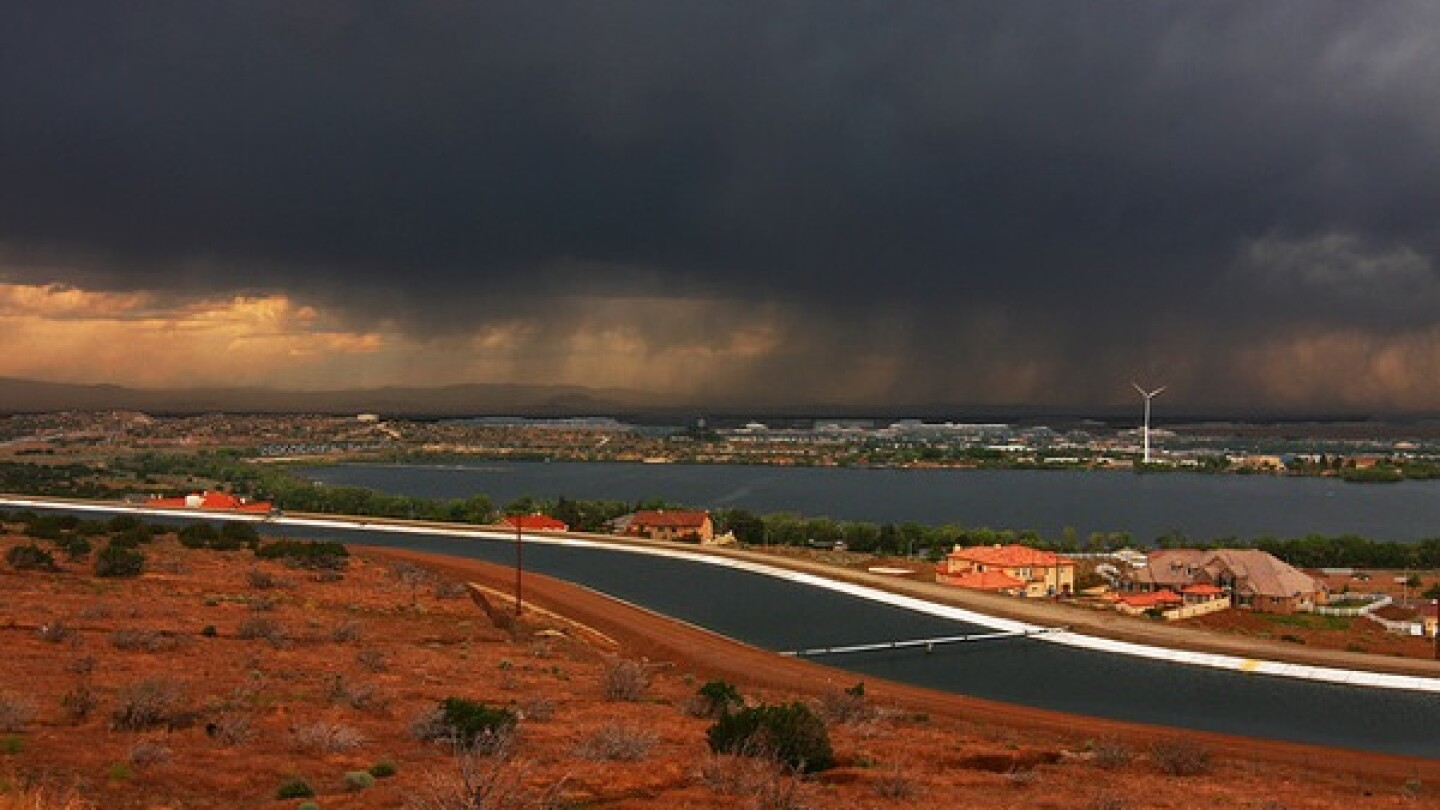 A Storm in Antelope Valley | Image by Rennett Stowe via Creative Commons