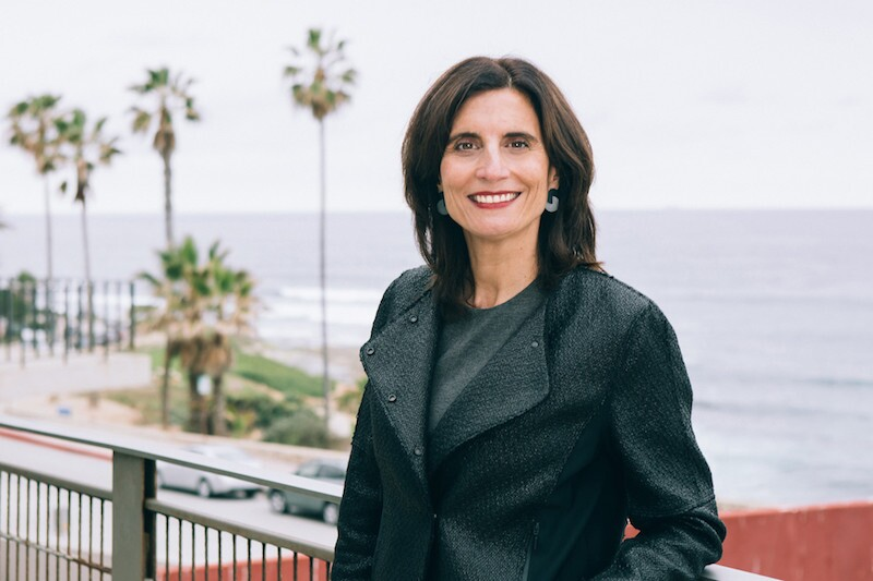 Kathryn Kanjo, director of the Museum of Contemporary Art San Diego