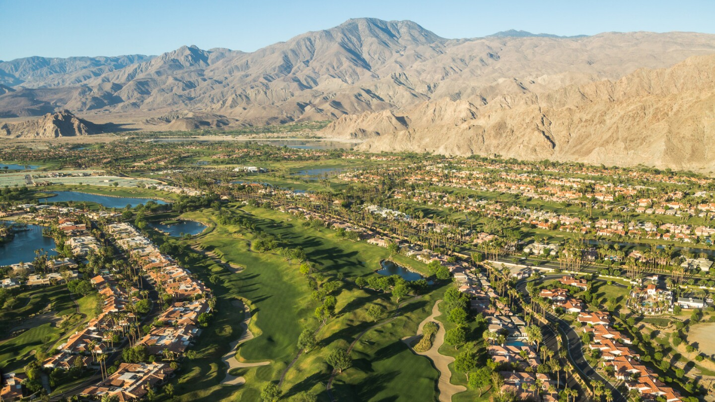 Rancho Mirage - Banner
