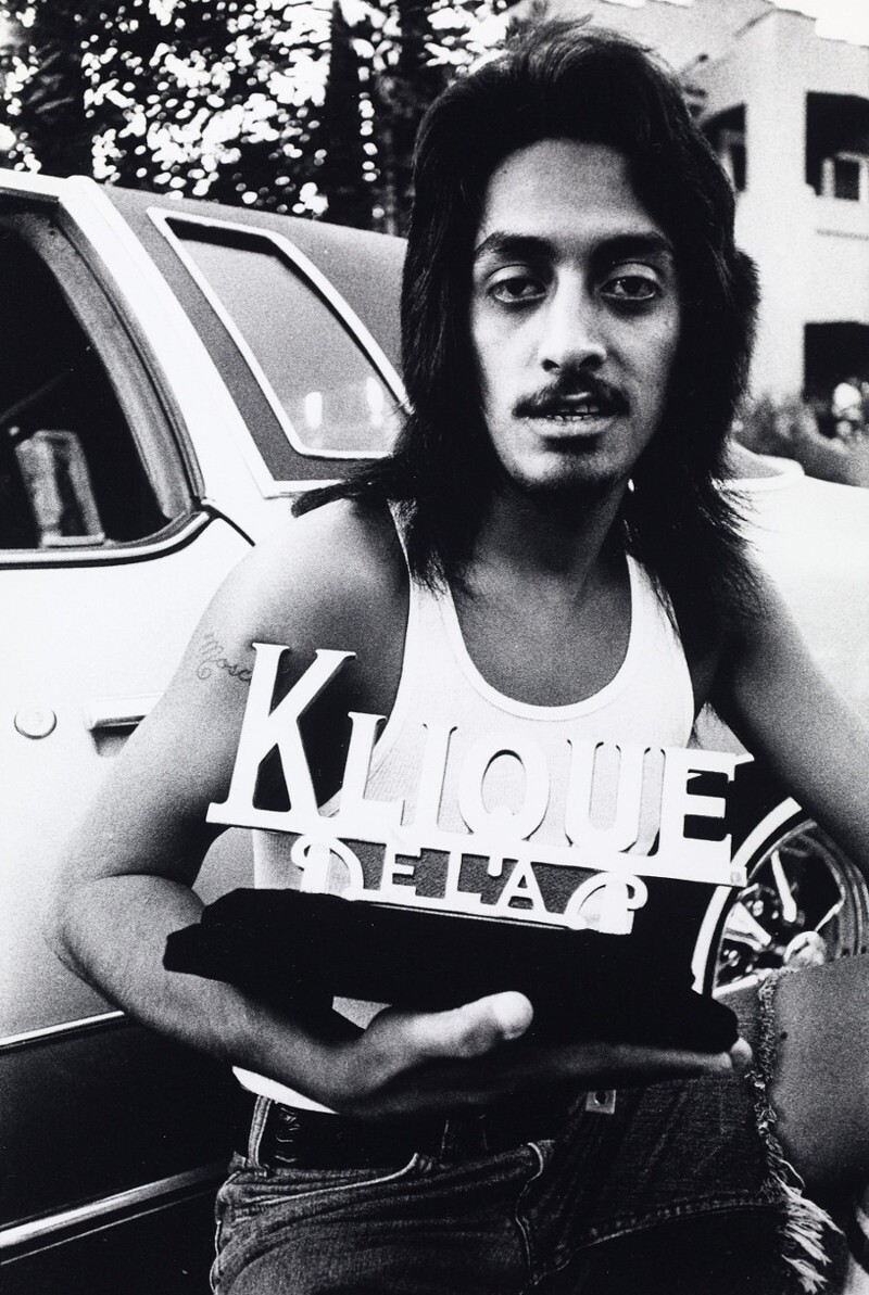 "Gusmano Cesaretti, ""Mosca,"" 1974, East L.A"