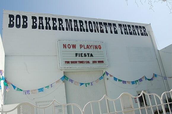 The Bob Baker Marionette Theater | Photo: Ariel Carpenter.