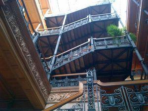 Inside the Bradbury I Photo: @EthicalLiteracy
