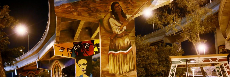 Chicano Park murals, San Diego
