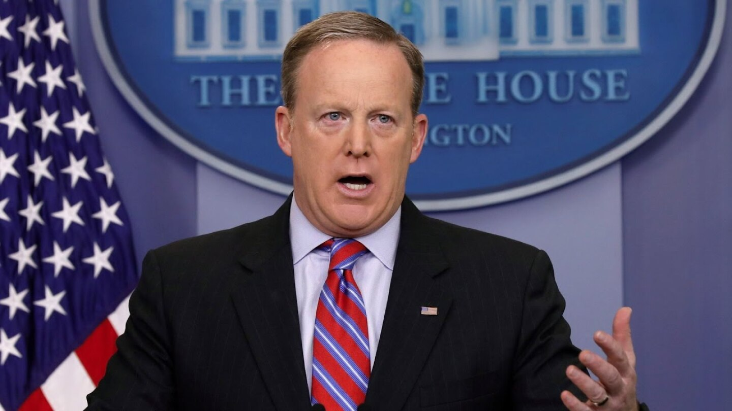 Calls Grow to Fire Sean Spicer After He Says Hitler Didn't Use Chemical Weapons During Holocaust