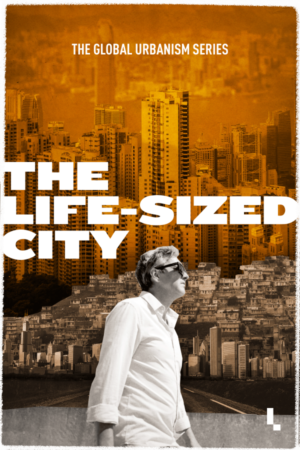 The Life-Sized City Show Poster