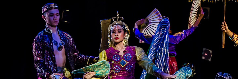 Kayamanan ng Lahi performs Singkil | Jorge Vismara