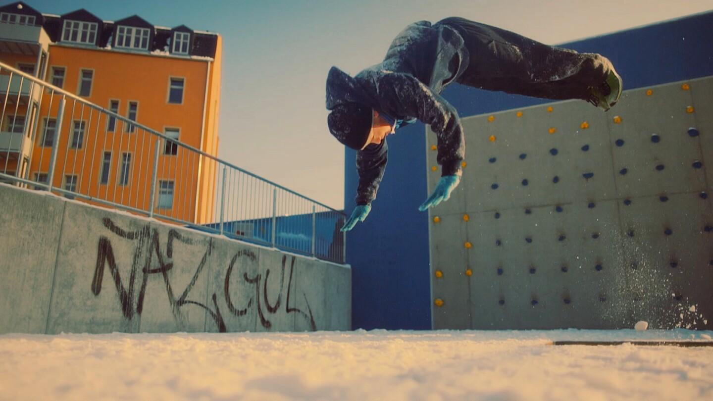 Schnee Running