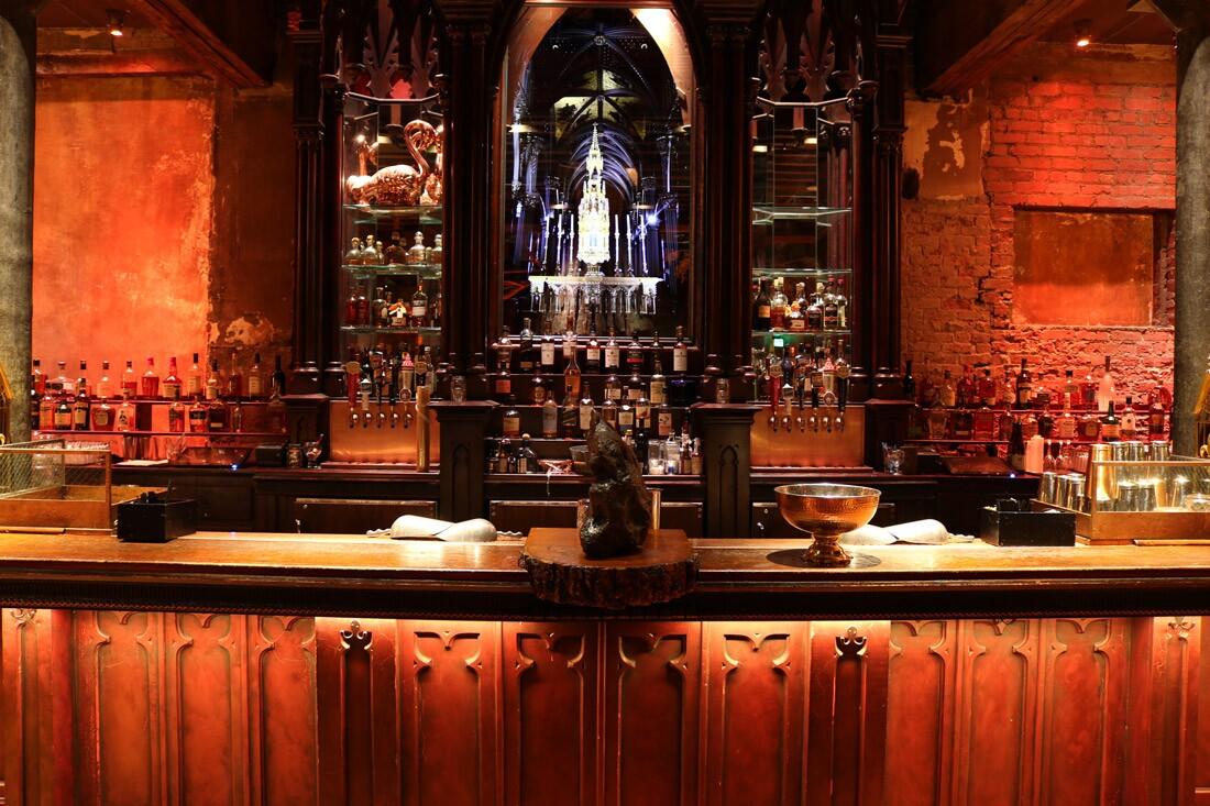 Clifton's Gothic Bar