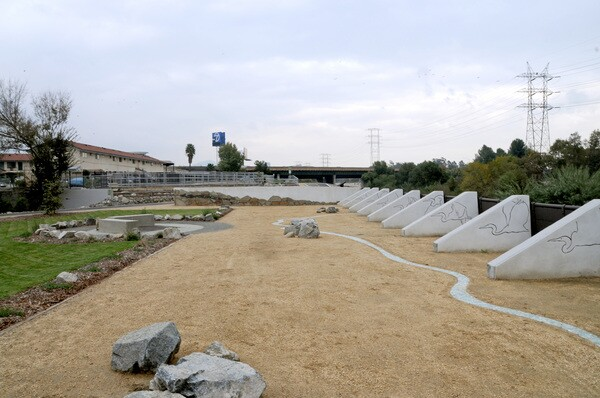 When completed this will be the longest bike bath and recreational area in the U.S. | Photo by Justin Cram