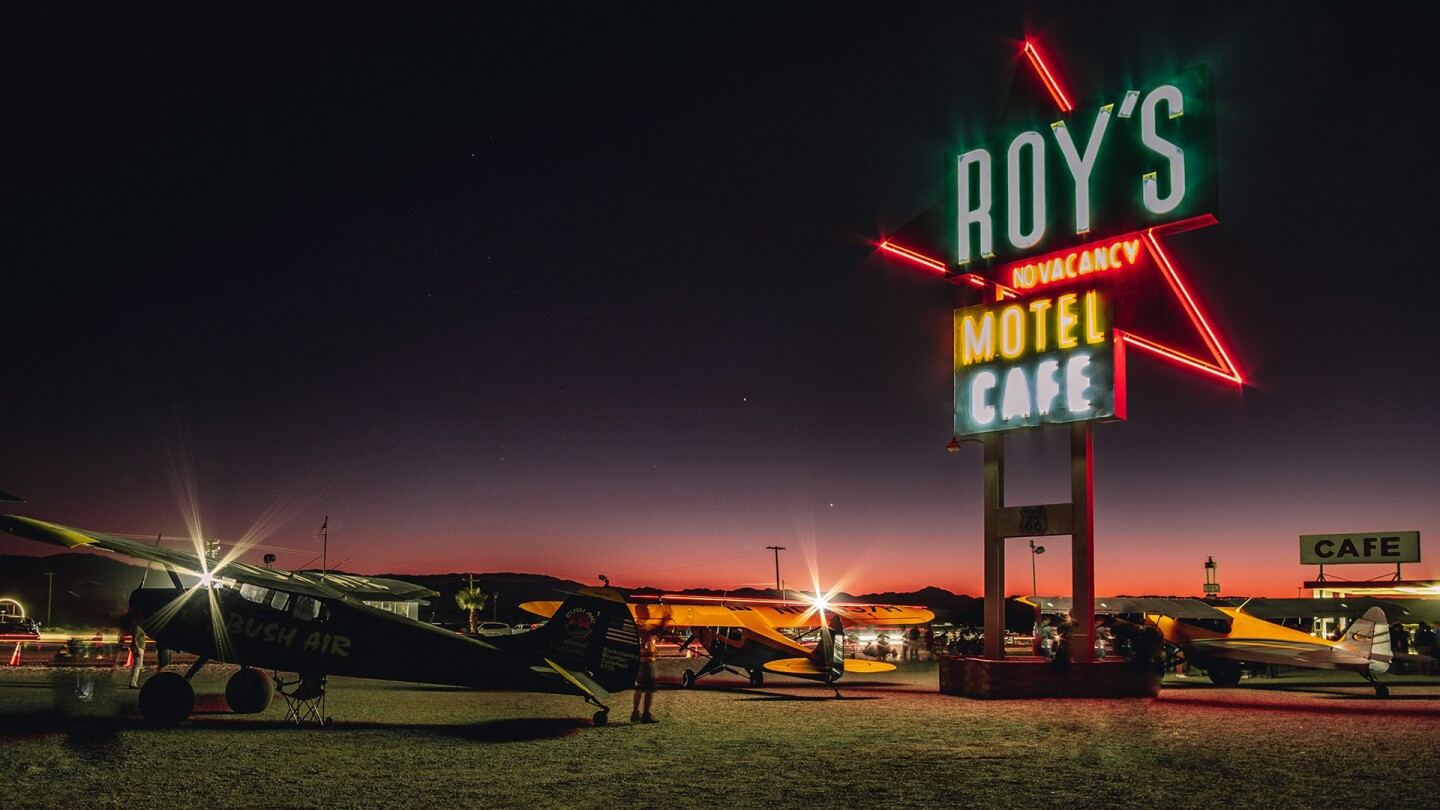 Roy's Motel and Café