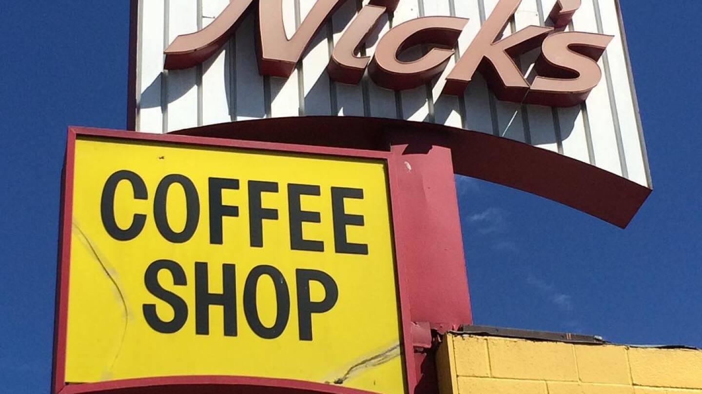 Nick's Coffee Shop   Courtesy of Nikki Kreuzer, @lunabeat