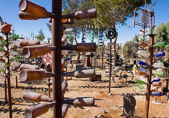 Bottle Tree Ranch   Courtesy of Elmer Long