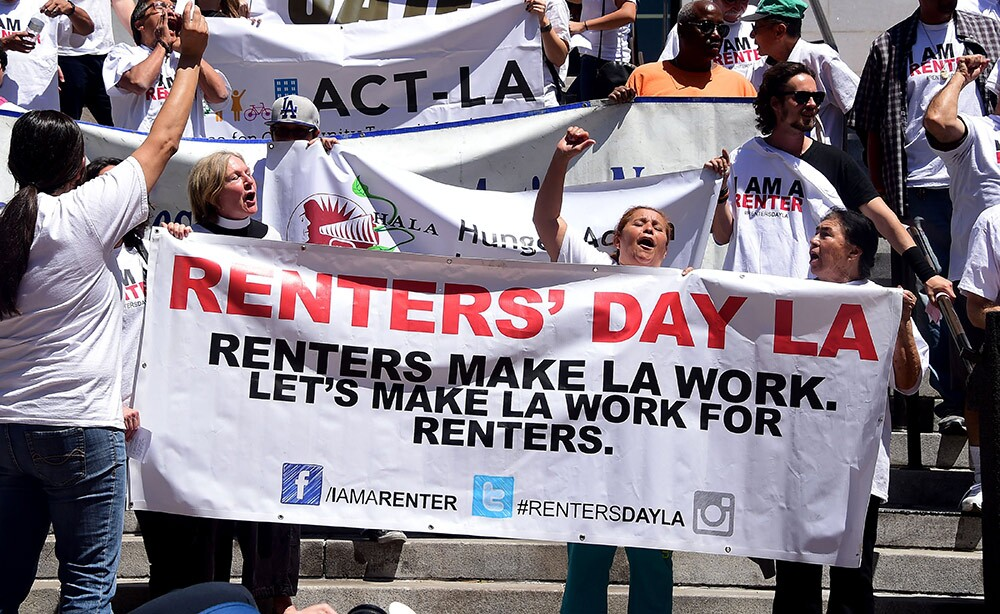 Renters Day Los Angeles