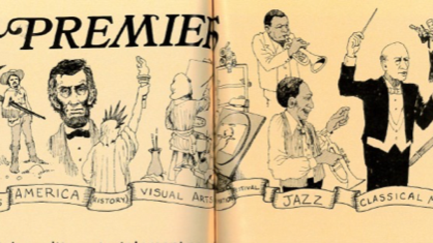 1974 KOCE Viewer's Guide