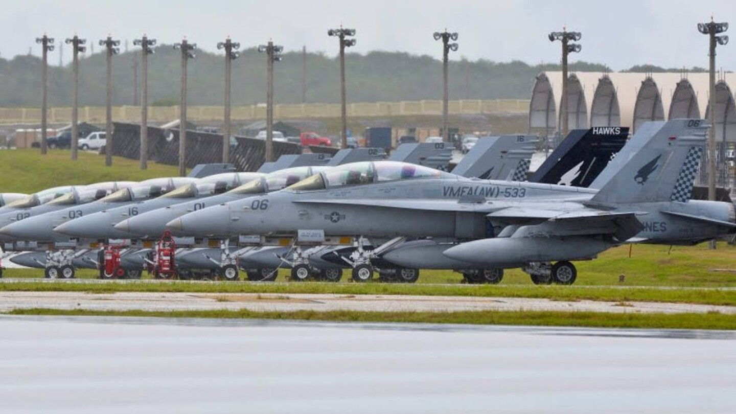 On Guam, Resistance Grows to U.S. Military Presence as N. Korea Threatens Missiles Off Island Coast