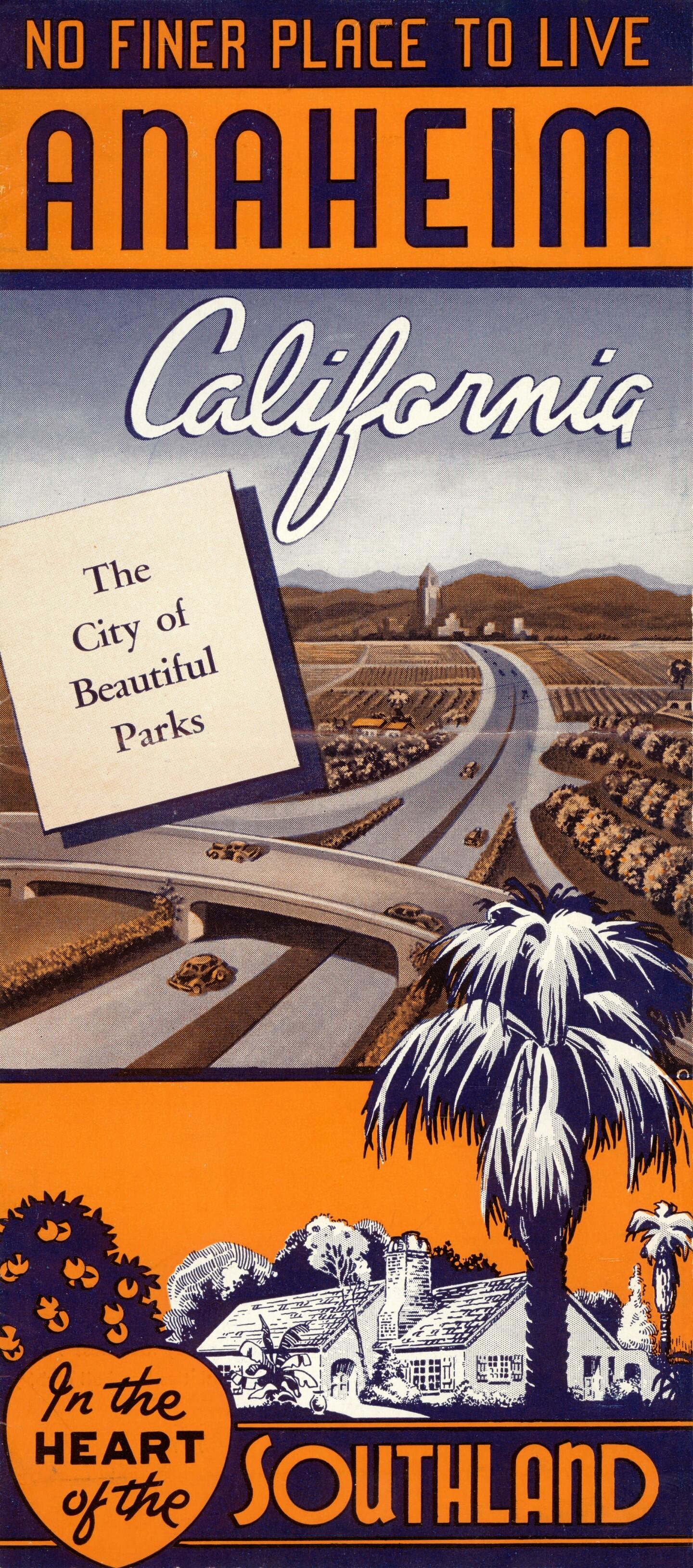Anaheim brochure