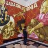 Dario Canul of artist collective Tlacolulokos | Gary Leonard PST LA/LA