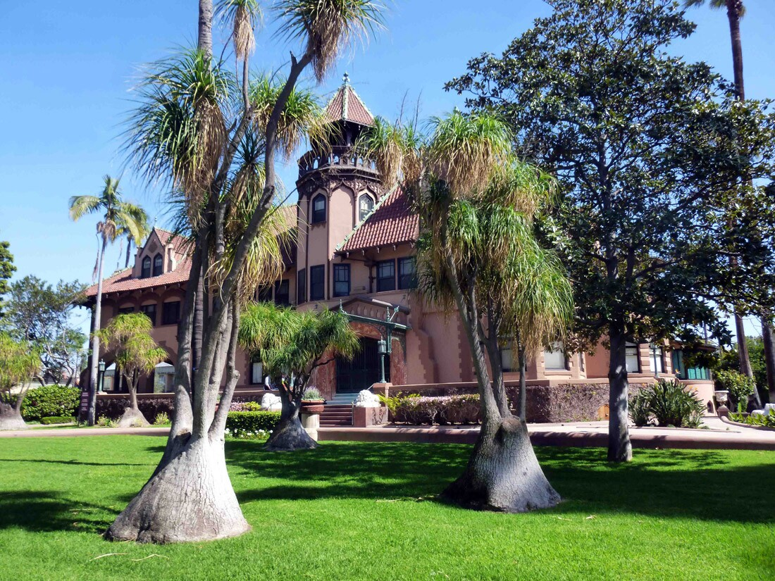 The Doheny Mansion (2)