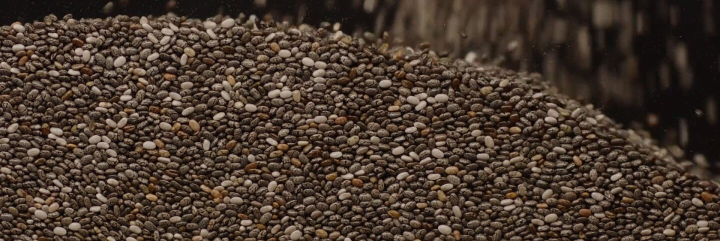 "A pile of beans | Still from ""Artbound"" Current LA"