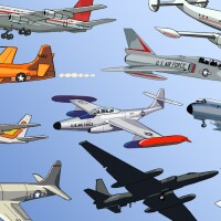 Blue Sky Metropolis aviation/aerospace timeline featured | Henry Cram