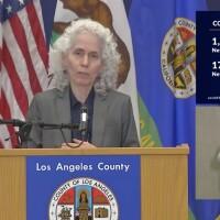 Los Angeles County COVID-19 Briefing April 20, 2020