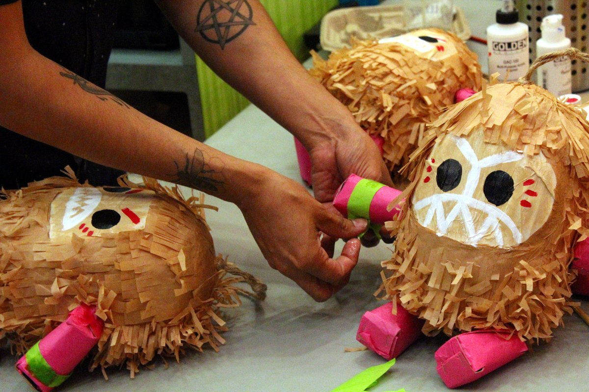 Some piñata designs from Piñata Design Studio   Afroxander