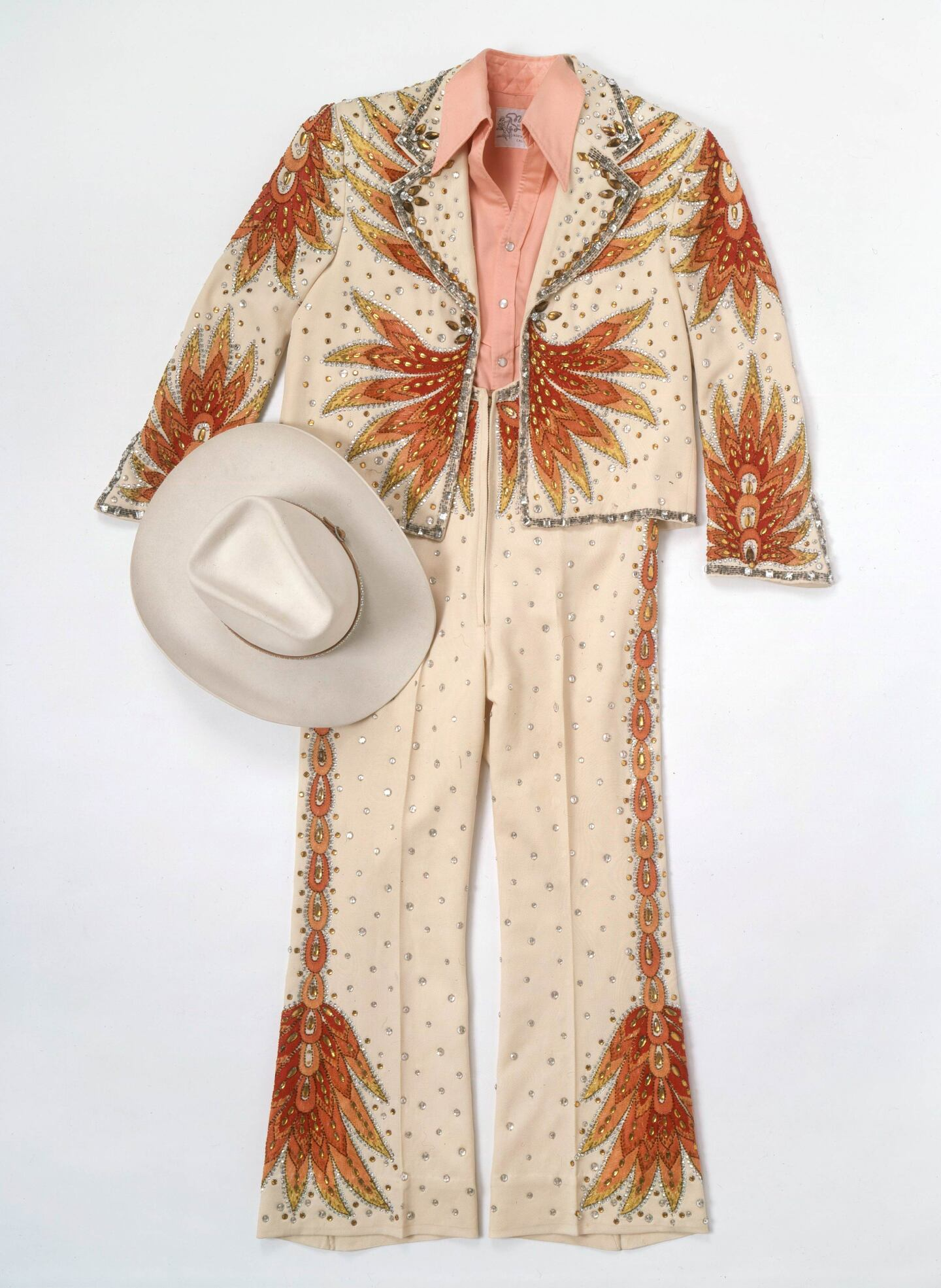 Nudie's personal outfit | Courtesy of Autry Museum of the American West