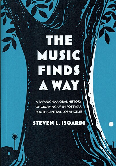 "The cover for Steven Isoardi's ""The Music Finds a Way."" 