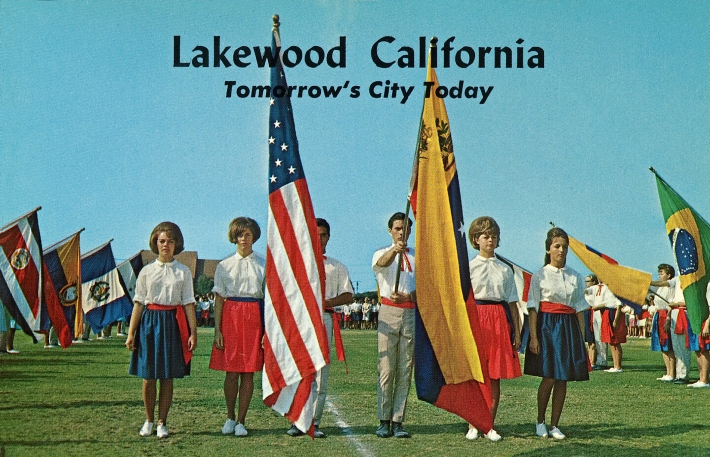 Lakewood (c.1960s) – Tomorrow's City Today