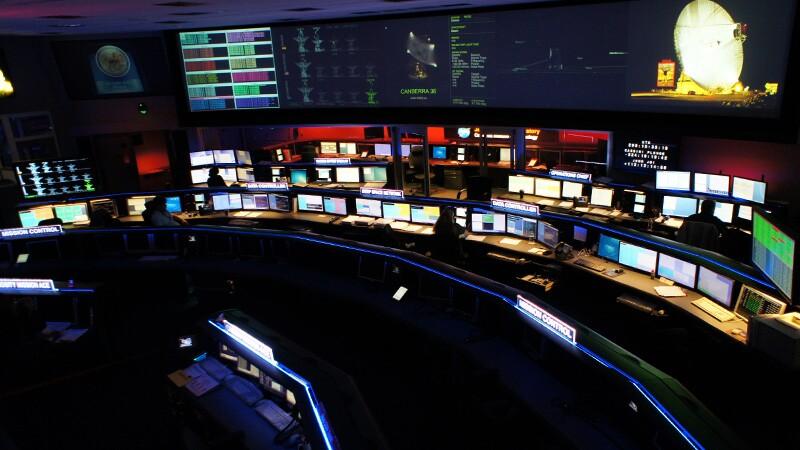 NASA's Deep Space Network Space Flight Operations Facility in 2016. | NASA/JPL-Caltech