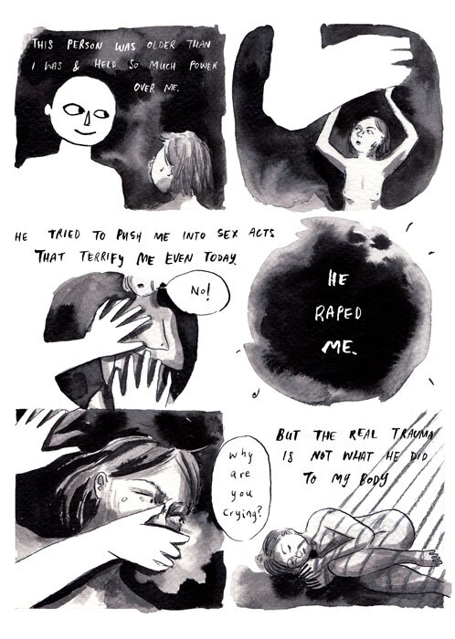"""Destroy Every Thing You Touch (page 2) 