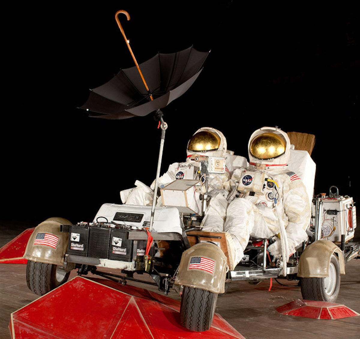 Tom Sachs: SPACE PROGRAM: MARS exhibit. |  Sam Horine.
