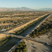 Coachella Aerial - Noe Montes
