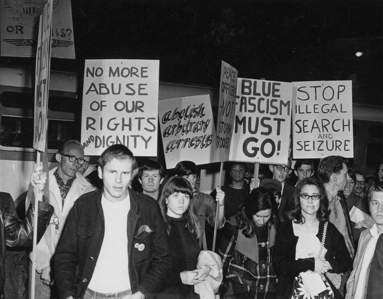 Black Cat protests, 1967