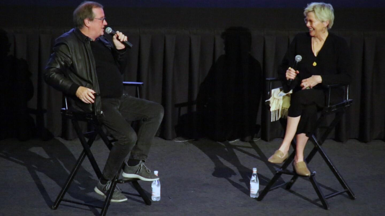 KCET Cinema SerieshostPete Hammond sits down withstar Annette Bening.