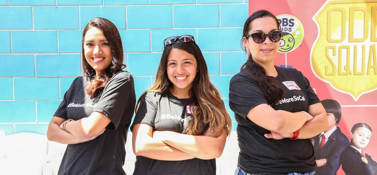 Volunteer with PBS SoCal