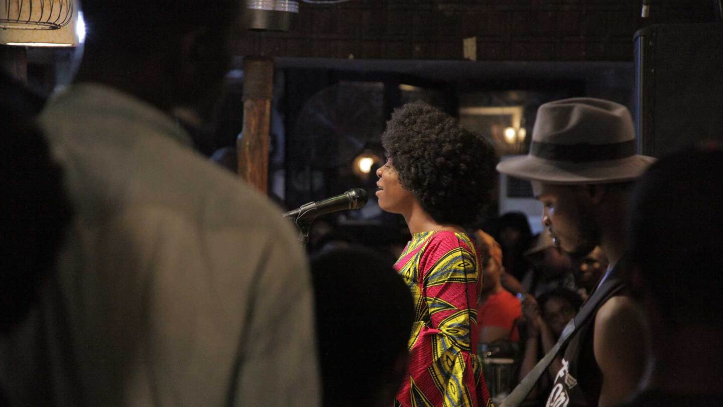 Titilope Sonuga is a Nigerian-Canadian poet who lives in Lagos. | Resilient Cities