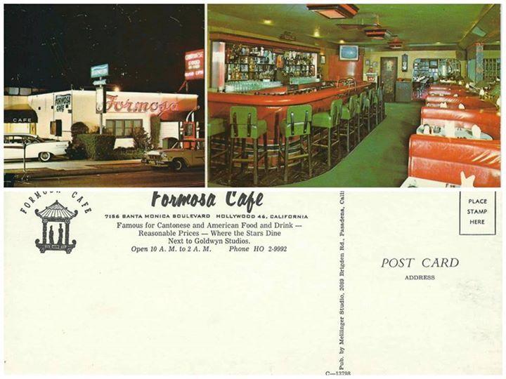 Photo: Formosa Cafe