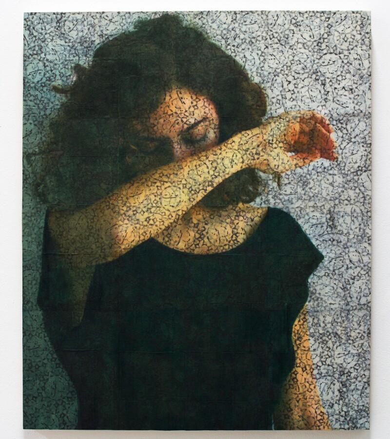 "Sepideh Salehi, ""Mohr Portrait,"" 2015."