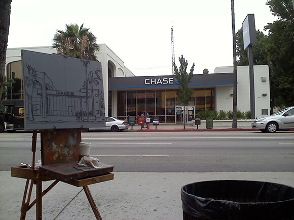 Chase, Van Nuys | Photo: Courtesy of Alex Schaefer.
