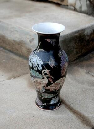 Vase from Phannara Prak.   Photo: Olivia Childers
