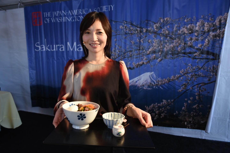 NHK Chef Rika