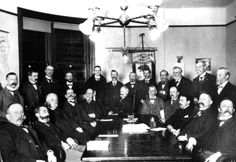 Merchants and Manufacturers' Association, 1897
