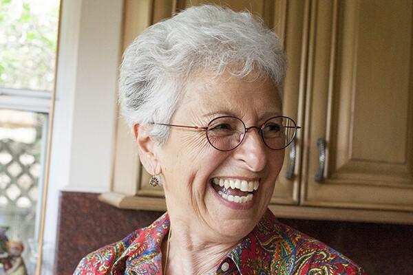 Natalie Abrahamian Laughing