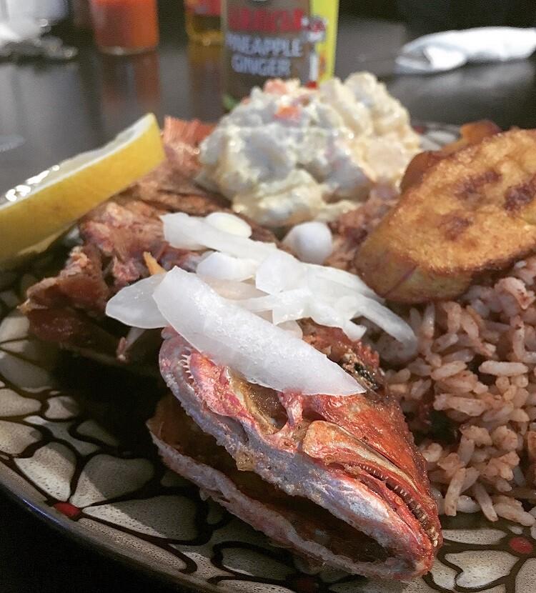Tracey's Belizean Restaurant