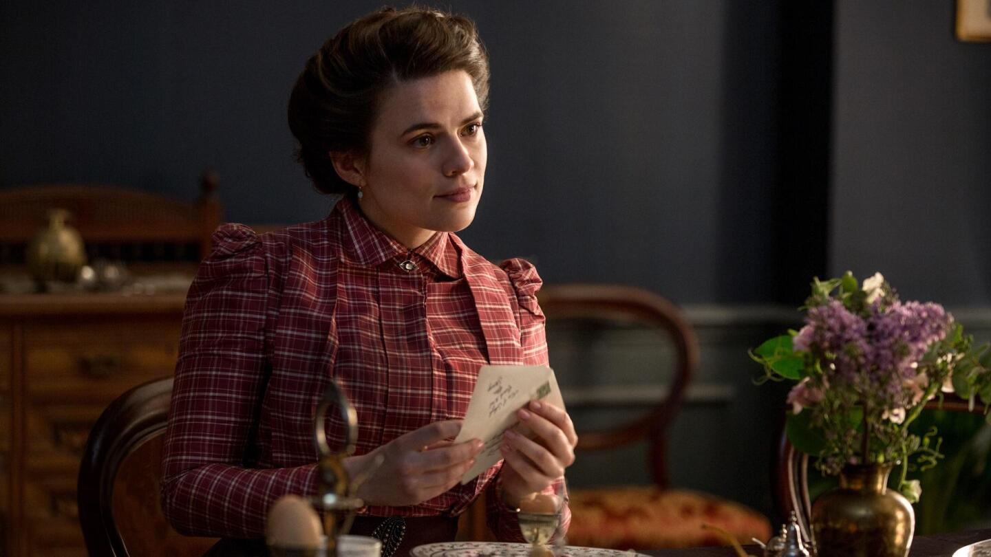"Hayley Atwell portrays Margaret Schlegel in ""Howards End"" on Masterpiece. 
