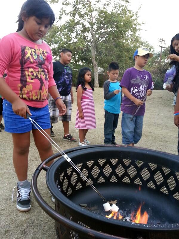 Marshmallows at Marsh Park   Photo: Courtesy of MRCA
