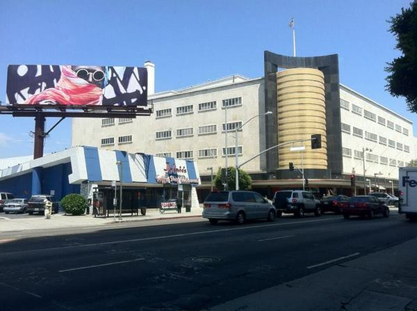 Wilshire-Fairfax -- Johnnie's and LACMA West