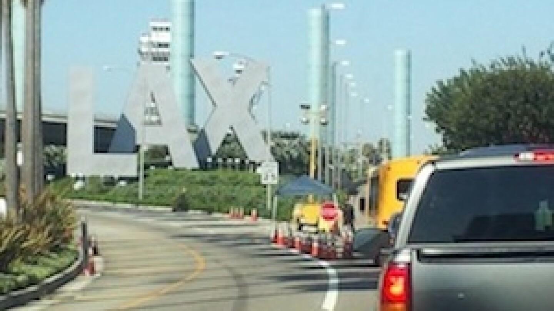 Los Angeles International Airport | Photo: Aja Dang